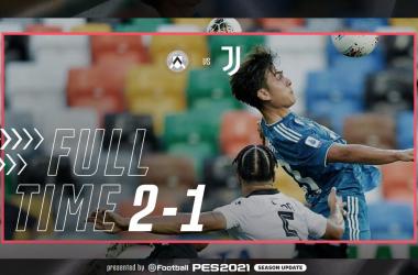 Ennesima sconfitta targata Sarri e difesa Juve. 2-1 Udinese e scudetto rimandato