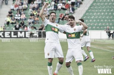 """Edu Albacar: """"Si hay un equipo que puede ganarle al Mallorca, somos nosotros"""""""