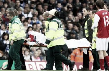 Ex-Gunner Eduardo thanks Arsenal fans after horror injury seven years ago