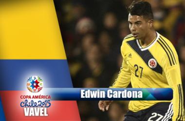 Camino a Chile 2015: Edwin Cardona