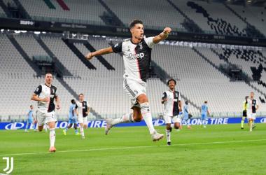 Doppio Ronaldo, la Juventus ipoteca lo Scudetto: 2-1 alla Lazio