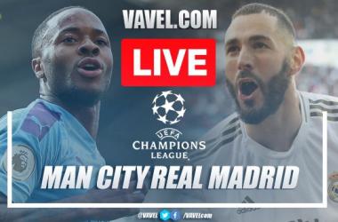 Resumen del Manchester City vs Real Madrid de Champions League
