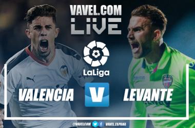 Gols e melhores momentos de Valencia x Levante em LaLiga (1-1)