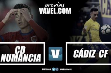 Previa CD Numancia - Cádiz CF: Un duelo de Primera | VAVEL.COM