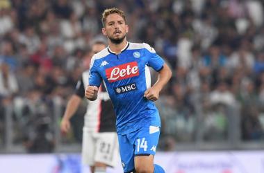 """Napoli: contro la Sampdoria spazio ai """"vecchietti"""" Mertens e Callejon"""