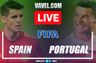 Highlights: Spain 0-0 Portugal in friendly match