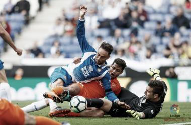El Málaga suma y sigue, sin sumar