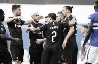 Dia perfeito: Donnarumma pega pênalti, e Milan goleia Sampdoria fora de casa