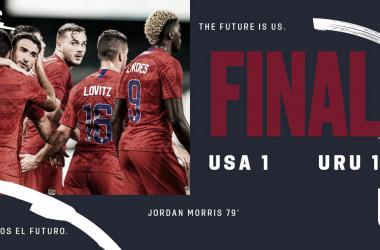 Estados Unidos recupera la confianza antes del arranque de la Liga de Naciones Concacaf | Fotografía: U.S.Soccer