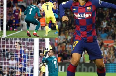 Liga Spagnola- Torna a vincere il Barcellona contro il Villarreal