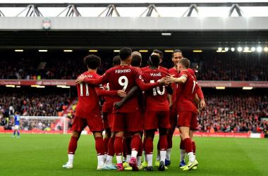 Premier League- Continua la marcia del Liverpool