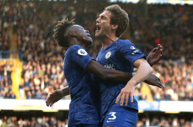 Vincono Everton e Chelsea e pareggio del Tottenham