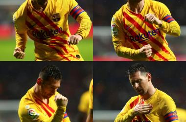 Il duello Barcellona-Real continua. Entrambe in testa con gli stessi punti