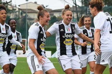 Serie A Femminile: La Juventus Women sono campionesse d'Inverno