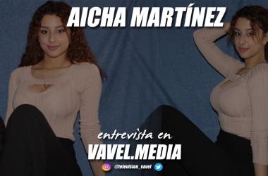"""Entrevista. Aicha Martínez: """"Me gustaría dar el salto al cine, me gusta arriesgarme y las aventuras"""""""