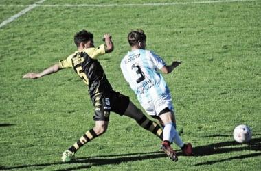 Último encuentro: Santamarina 0-0 Atlético Rafaela.<div>Fuente. web.</div>