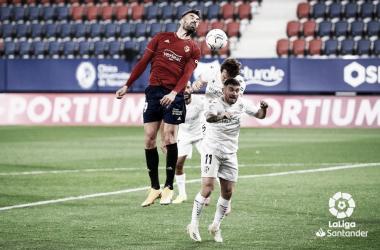 Resumen SD Huesca vs CA Osasuna en LaLiga 2021