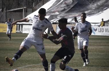 Gimnasia y Esgrima 0- Quilmes 3- Fecha 19° Torneo de Primera Nacional