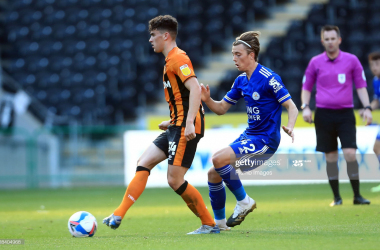 Hull City 1-2 Leicester City U21: Controversial late penalty wins it for the young Foxes