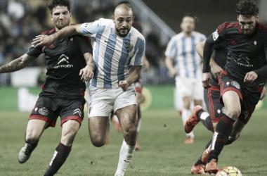 Málaga – Celta: puntuaciones del Celta, jornada 18 de la Liga BBVA