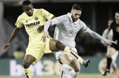 El Celta domina y empata ante el Villarreal