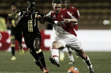 Resultado Mónaco - Lille en la jornada 4 de la Ligue 1 (1-1)