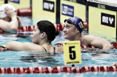 Mireia Belmonte busca rival en los 400m libres