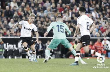 Cara a cara, Valencia - Real Madrid: el espectáculo está servido