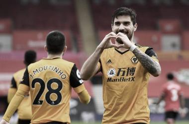 Un sólido Wolverhampton en el segundo tiempo se lleva el partido