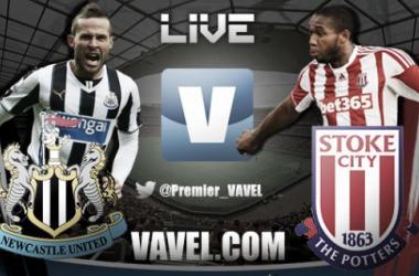 Resultado Newcastle - Stoke Cityen la Premier League