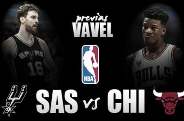 Previa Spurs - Bulls: la expectativa supera la realidad