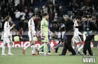 Fotos e imágenes del Real Madrid 3-4 Schalke 04 de la UEFA Champions League