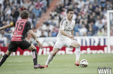 Fotos e imágenes del Real Madrid - Almería , 34ª jornada Liga BBVA