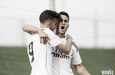 Fotos e imágenes del Real Madrid Juvenil - Villarreal Juvenil, 1/4 Final S.M. el Rey (vuelta)