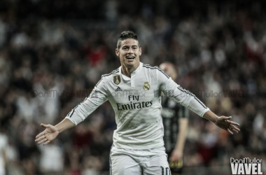 Fotos e imágenes del Real Madrid - Málaga , 32ª jornada Liga BBVA