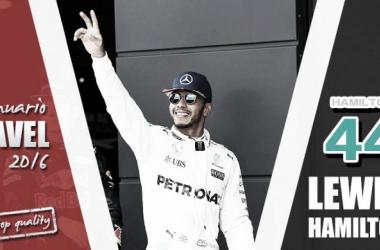 Anuario VAVEL 2016: Lewis Hamilton, un amante bandido