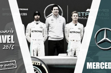 Anuario VAVEL 2016: Mercedes, disminuir la diferencia abismal