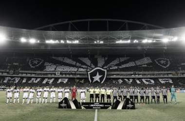 Motivado no Nilton Santos: Botafogo conta com torcida para título inédito da Libertadores