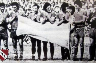 Foto: CA Independiente