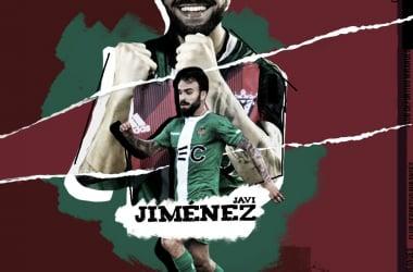 Javi Jiménez se convierte en el segundo nuevo rostro del CD Mirandés | Fuente: @CDMirandes - Twitter