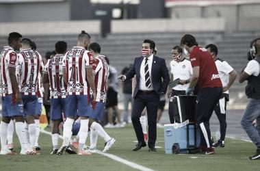 Marcelo Michel Leaño confirma llegada de Vucetich a Chivas