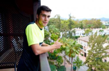 Alberto Soro, el diamante en bruto del Granada CF