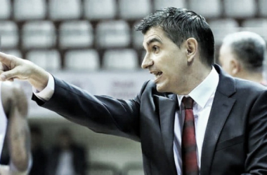 Chema Berrocal, durante un partido en Turquía (foto:FIBA)