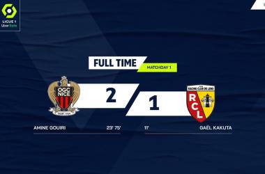 Ripartita la Ligue1: Pareggia il Monaco, parte bene il Nizza