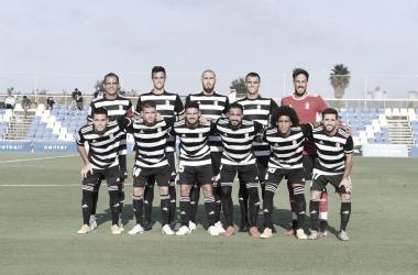 Puntuaciones del FC Cartagena frente al Villareal CF