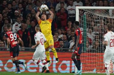 Serie A - Il Milan soffre ma ribalta la partita e conquista tre punti preziosi contro il Genoa (1-2)