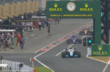 Tufão Hagibis altera rotina da Fórmula 1