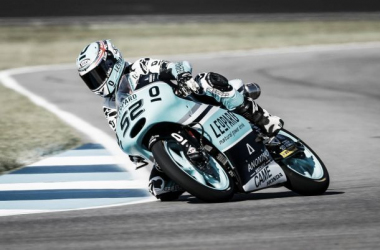 Moto3, Indianapolis: nuova pole di Kent, quarto Bastianini