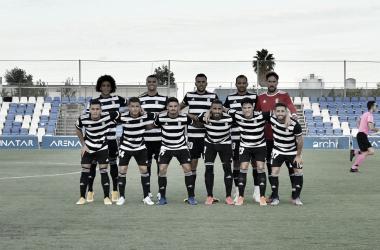 Puntuaciones del FC Cartagena vs CD Tenerife