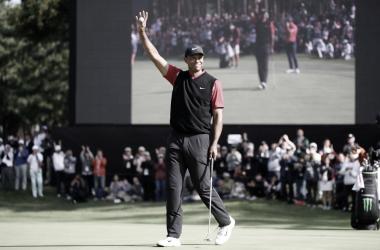 """Policiais de Los Angeles citam """"lucidez e calmaria"""" de Tiger Woods momentos após acidente automobilístico"""